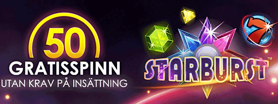 Bästa casinon med free spins